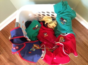 Are your Awana uniforms ready for the Awards Ceremony?!?